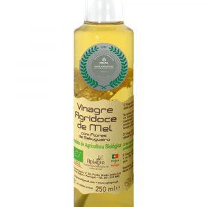 Vinagre de mel com flor de sabugeiro